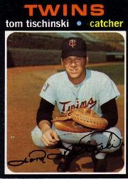 1971 Topps Baseball Cards      724     Tom Tischinski SP