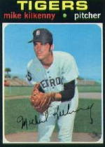 1971 Topps Baseball Cards      086      Mike Kilkenny