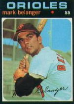 1971 Topps Baseball Cards      099      Mark Belanger