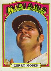 1972 Topps Baseball Cards      356     Gerry Moses