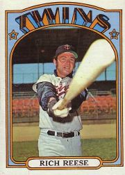 1972 Topps Baseball Cards      611     Rich Reese