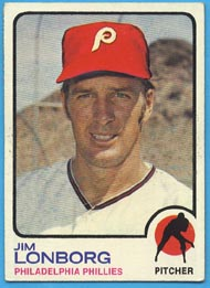 1973 Topps Baseball Cards      003       Jim Lonborg