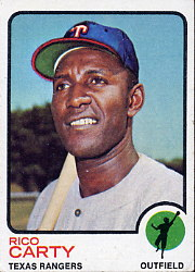1973 Topps Baseball Cards      435     Rico Carty