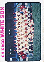 1973 Topps Baseball Cards      481     Chicago White Sox TC