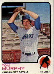 1973 Topps Baseball Cards      539     Tom Murphy