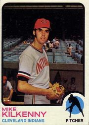 1973 Topps Baseball Cards      551     Mike Kilkenny