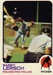 1973 Topps Baseball Cards      559     Barry Lersch