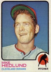 1973 Topps Baseball Cards      591     Mike Hedlund