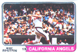 1974 Topps Baseball Cards      650     Mike Epstein