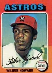 1975 Topps Mini Baseball Cards      563     Wilbur Howard