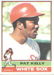 1976 Topps Baseball Cards      212     Pat Kelly