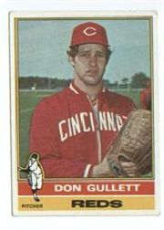 1976 Topps Baseball Cards      390     Don Gullett