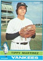 1976 Topps Baseball Cards      041      Tippy Martinez RC