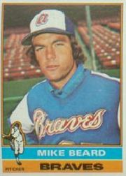 1976 Topps Baseball Cards      053      Mike Beard RC