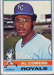1976 Topps Baseball Cards      648     Al Cowens