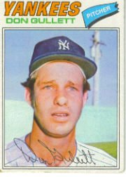1977 Topps Baseball Cards      015      Don Gullett