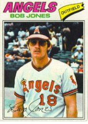 1977 Topps Baseball Cards      016      Bob Jones RC