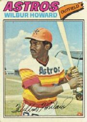 1977 Topps Baseball Cards      248     Wilbur Howard