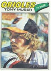 1977 Topps Baseball Cards      271     Terry Forster