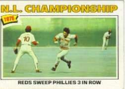 1977 Topps Baseball Cards      277     Pete Rose NLCS