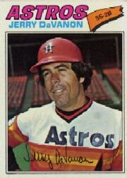 1977 Topps Baseball Cards      283     Jerry DaVanon