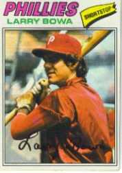 1977 Topps Baseball Cards      310     Larry Bowa
