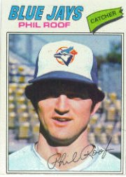 1977 Topps Baseball Cards      392     Phil Roof