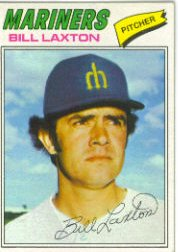 1977 Topps Baseball Cards      394     Bill Laxton RC