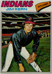1977 Topps Baseball Cards      041      Jim Kern