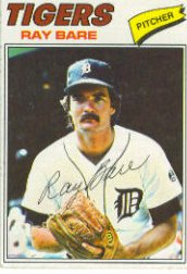 1977 Topps Baseball Cards      043      Ray Bare