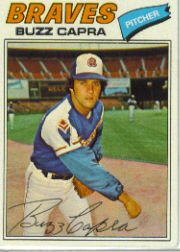 1977 Topps Baseball Cards      432     Buzz Capra