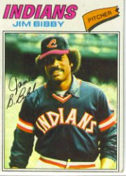 1977 Topps Baseball Cards      501     Jim Bibby