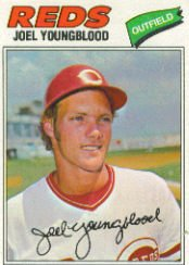 1977 Topps Baseball Cards      548     Joel Youngblood RC