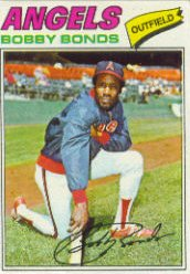 1977 Topps Baseball Cards      570     Bobby Bonds