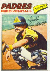1977 Topps Baseball Cards      576     Fred Kendall