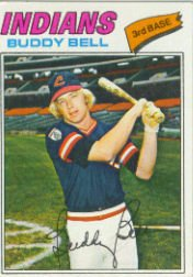 1977 Topps Baseball Cards      590     Buddy Bell