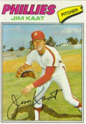 1977 Topps Baseball Cards      638     Jim Kaat