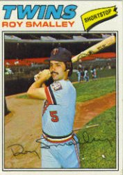 1977 Topps Baseball Cards      066      Roy Smalley