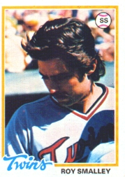 1978 Topps Baseball Cards      471     Roy Smalley