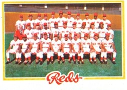 1978 Topps Baseball Cards      526     Cincinnati Reds CL