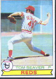 1979 Topps Baseball Cards      100     Tom Seaver DP