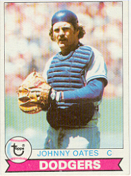 1979 Topps Baseball Cards      104     Johnny Oates DP