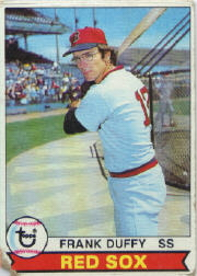 1979 Topps Baseball Cards      106     Frank Duffy