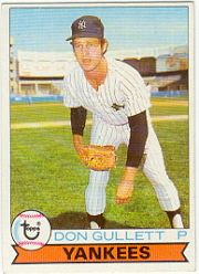 1979 Topps Baseball Cards      140     Don Gullett