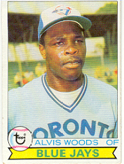 1979 Topps Baseball Cards      178     Alvis Woods