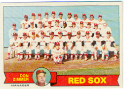 1979 Topps Baseball Cards      214     Boston Red Sox CL/Don Zimmer