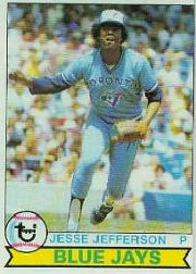 1979 Topps Baseball Cards      221     Jesse Jefferson