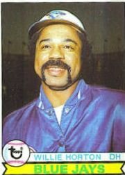 1979 Topps Baseball Cards      239     Willie Horton