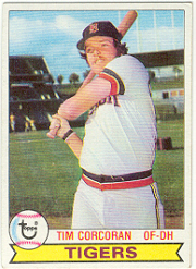 1979 Topps Baseball Cards      272     Tim Corcoran