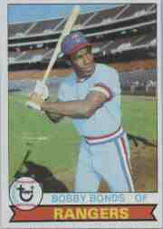 1979 Topps Baseball Cards      285     Bobby Bonds